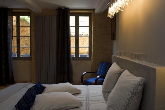 Chambre Indigo </br>150€